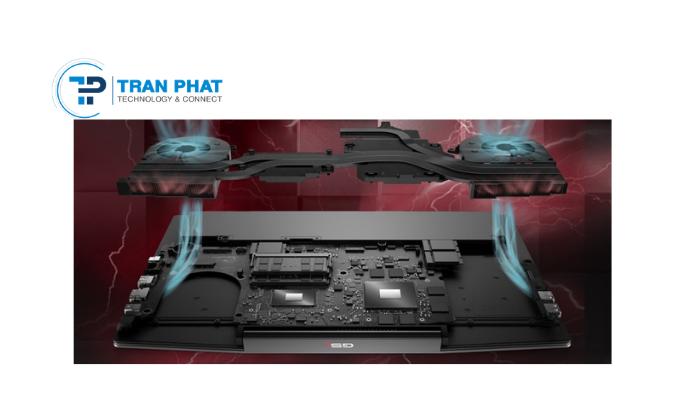 Cấu hình Dell G5 SE 5505 mạnh mẽ vượt trội