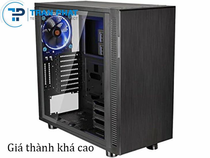 Ưu nhược điểm của máy workstation Adamant custom liquid core i7