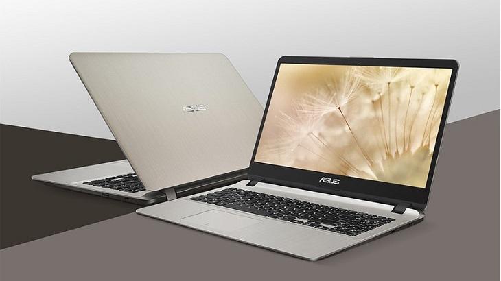 dòng laptop chuyên đồ họa  latop asus x507uf