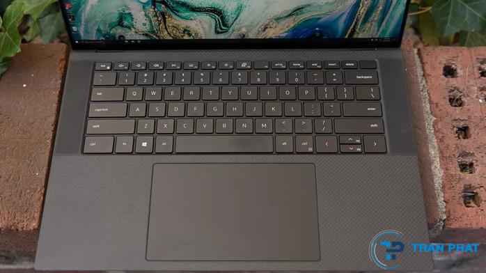 trackpad và bàn phím dell 15 9500