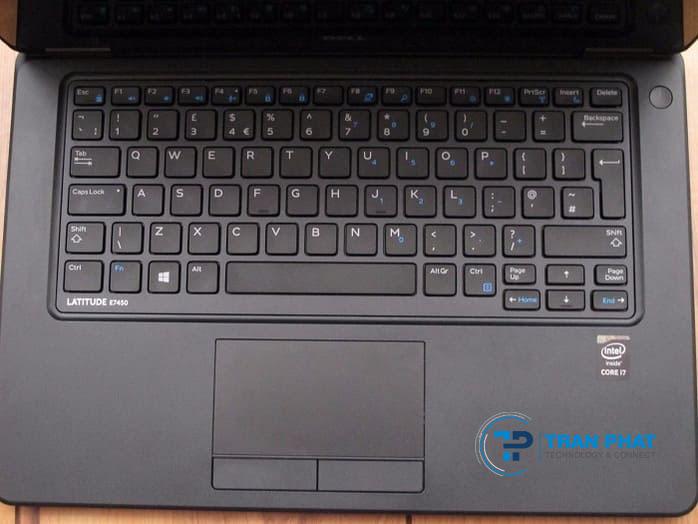 Bàn phím và touchpad Dell Latitude E7450