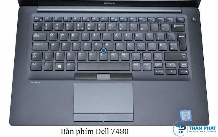 bàn phím e7480
