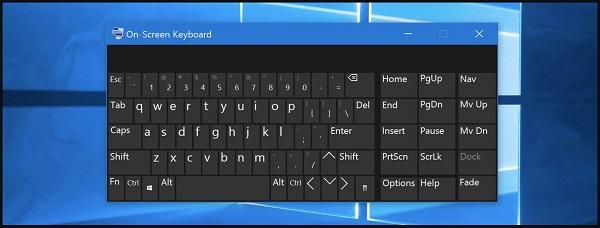 bàn phím laptop bị nhảy chữ