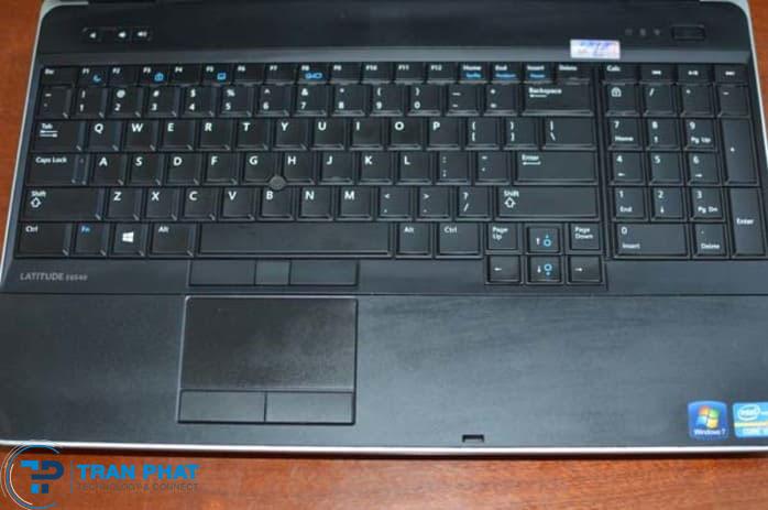 Bàn phím và Touchpad của Dell Latitude E6540
