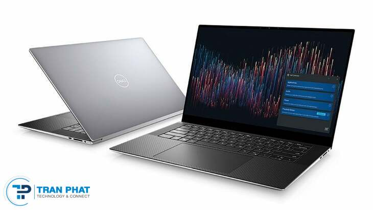 đánh giá Dell Precision 5550