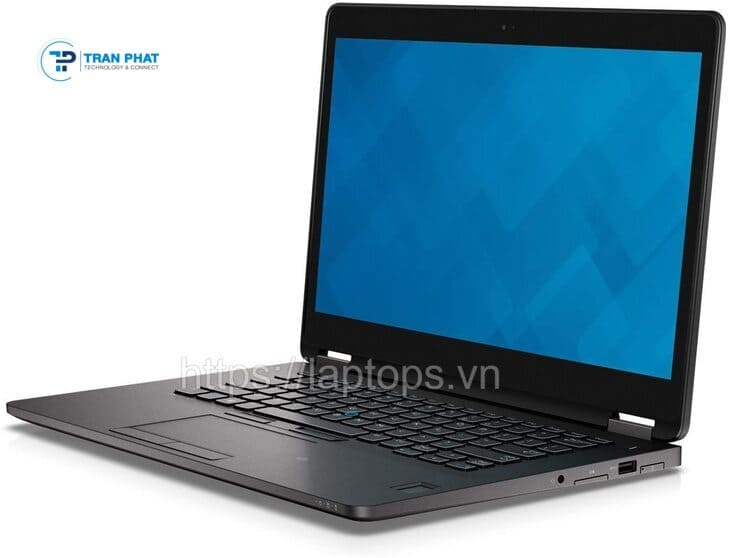Cổng giao tiếp mặt trái của Dell Latitude E5270