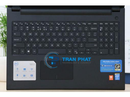 Dell inspiron 3542 mô tả bàn phím