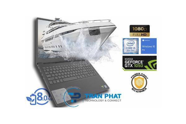 Dell Inspiron 7590 laptop cấu hình mạnh