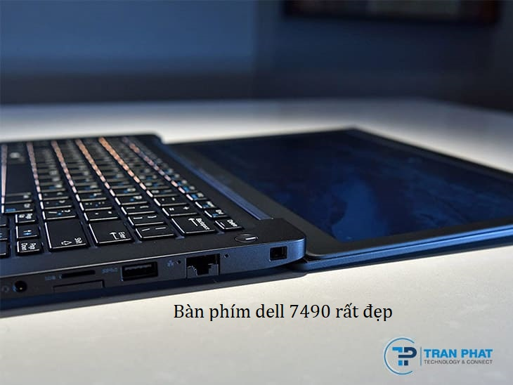 keyboard and touchpad dell latitude e7490