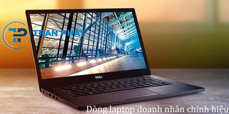 Dòng laptop doanh nhân chính hiệu
