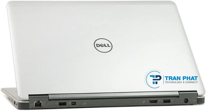 Cổng kết nối phía sau của Dell e7440 latitude bạc