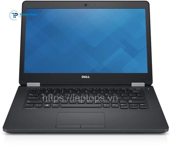 Bàn phím và touchpad mượt mà của Dell Latitude E5270