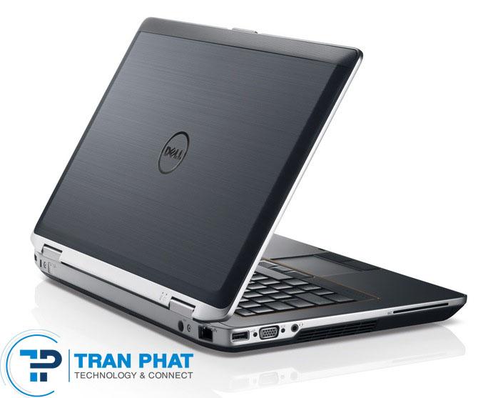 Thiết kế tỉ mỉ của Dell Latitude E6530