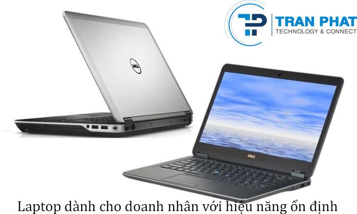 Mẫu laptop với hiệu năng ổn định