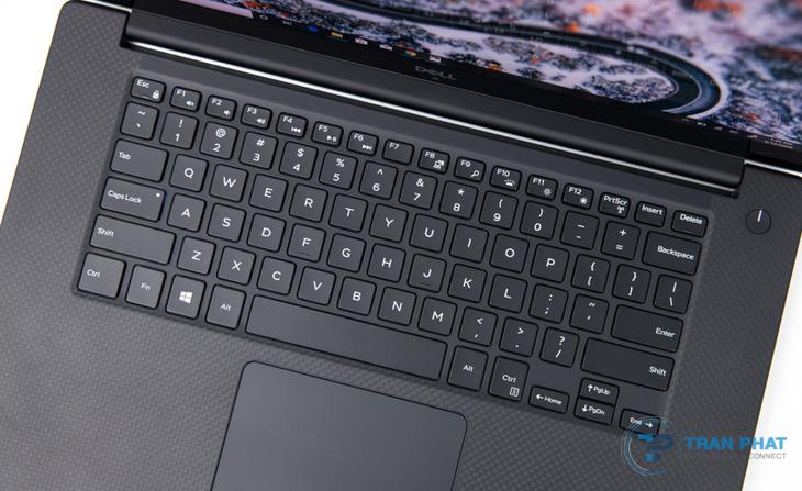 bàn di chuột và bàn phím dell precision 5530 màu đen Laptop Trần Phát
