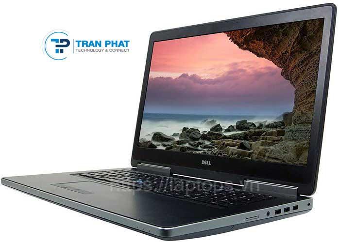 Dell Precision 7710 - Laptop Trần Phát