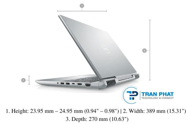 dell vostro 7570 - laptop giá rẻ hcm