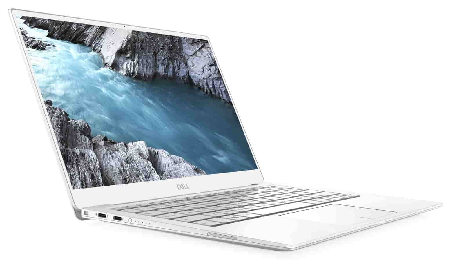 Laptop Dell XPS 9380 13 inch i5 8265u white frost