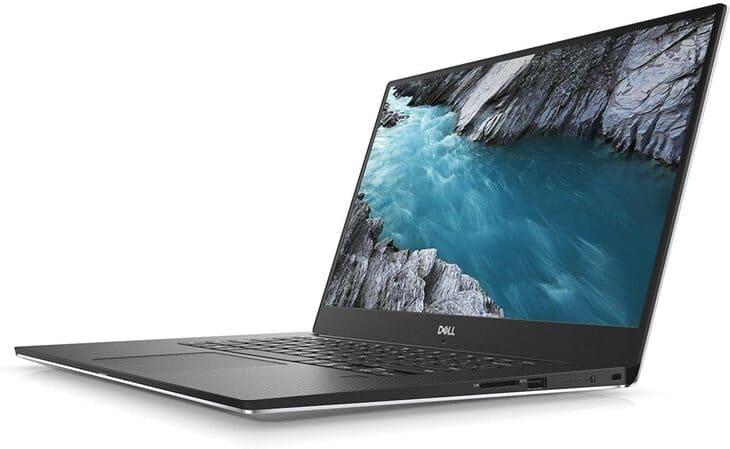 laptop dành cho đồ họa dell xps 9570