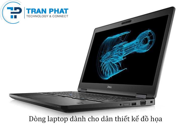 Dòng laptop dành cho dân thiết kế