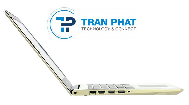 Dell Vostro 5468 có thêm những trang bị cổng kết nối mới để đáp ứng người dùng