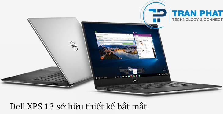 Thiết kế ấn tượng của Dell XPS 13