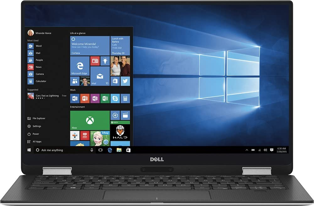 Laptop Dell 13 inch XPS tại Laptop Trần Phát
