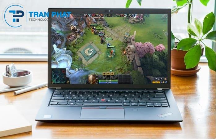 trải nghiệm lenovo t480s thinkpad laptop