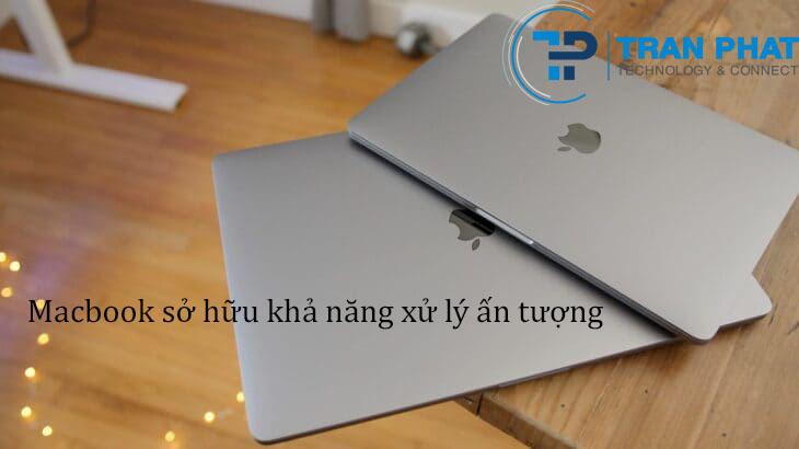 Macbook Pro sở hữu hiệu suất cao