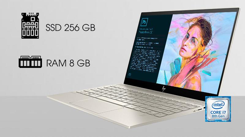 Laptop HP Envy 13 6ZF26PA