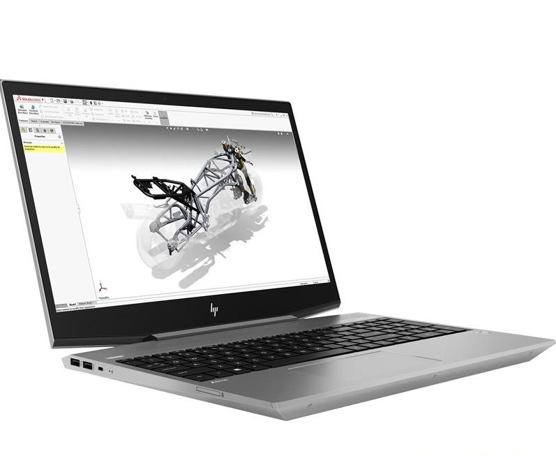 Laptop HP zbook hiệu năng xử lý mạnh mẽ