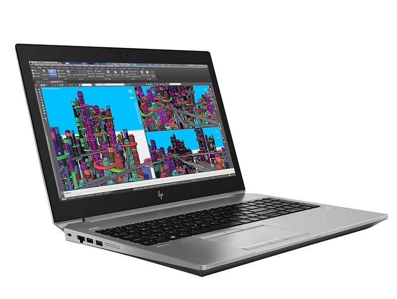 Laptop HP Zbook có thiết kế thuận lợi cho người dùng