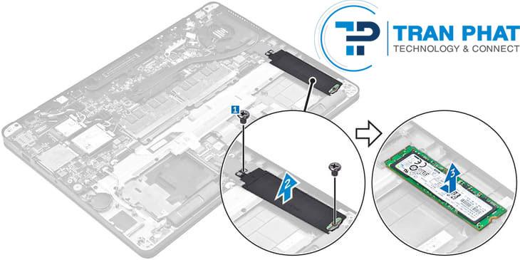 Khả năng nâng cấp của latitude laptop e7480