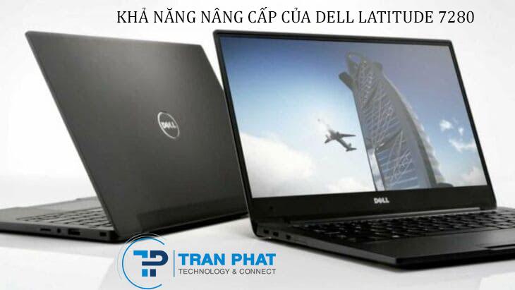Khả năng nâng cấp của Dell Latitude 7280