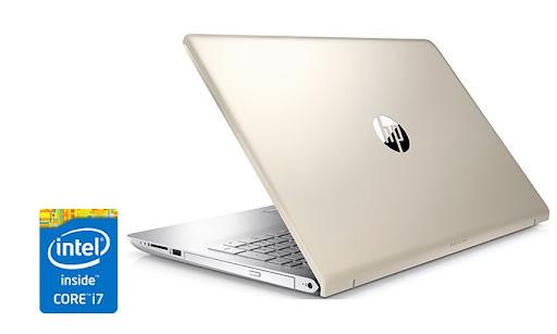 Laptop HP Core i7 cấu hình mạnh, thiết kế thời trang