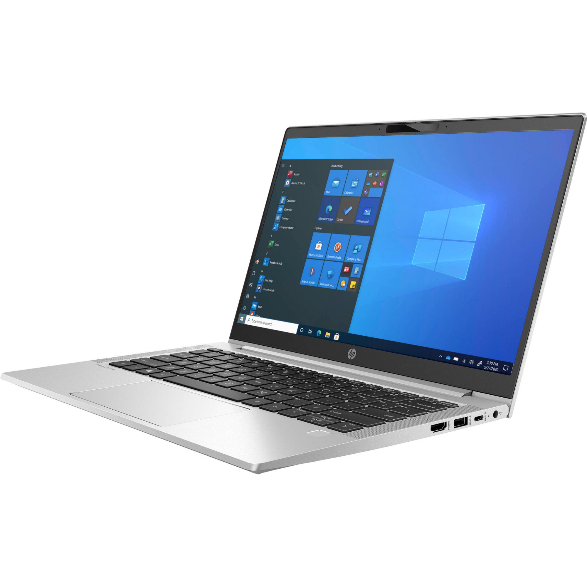 HP Probook 430 G8 2H0N7PA siêu mỏng và sắc nét