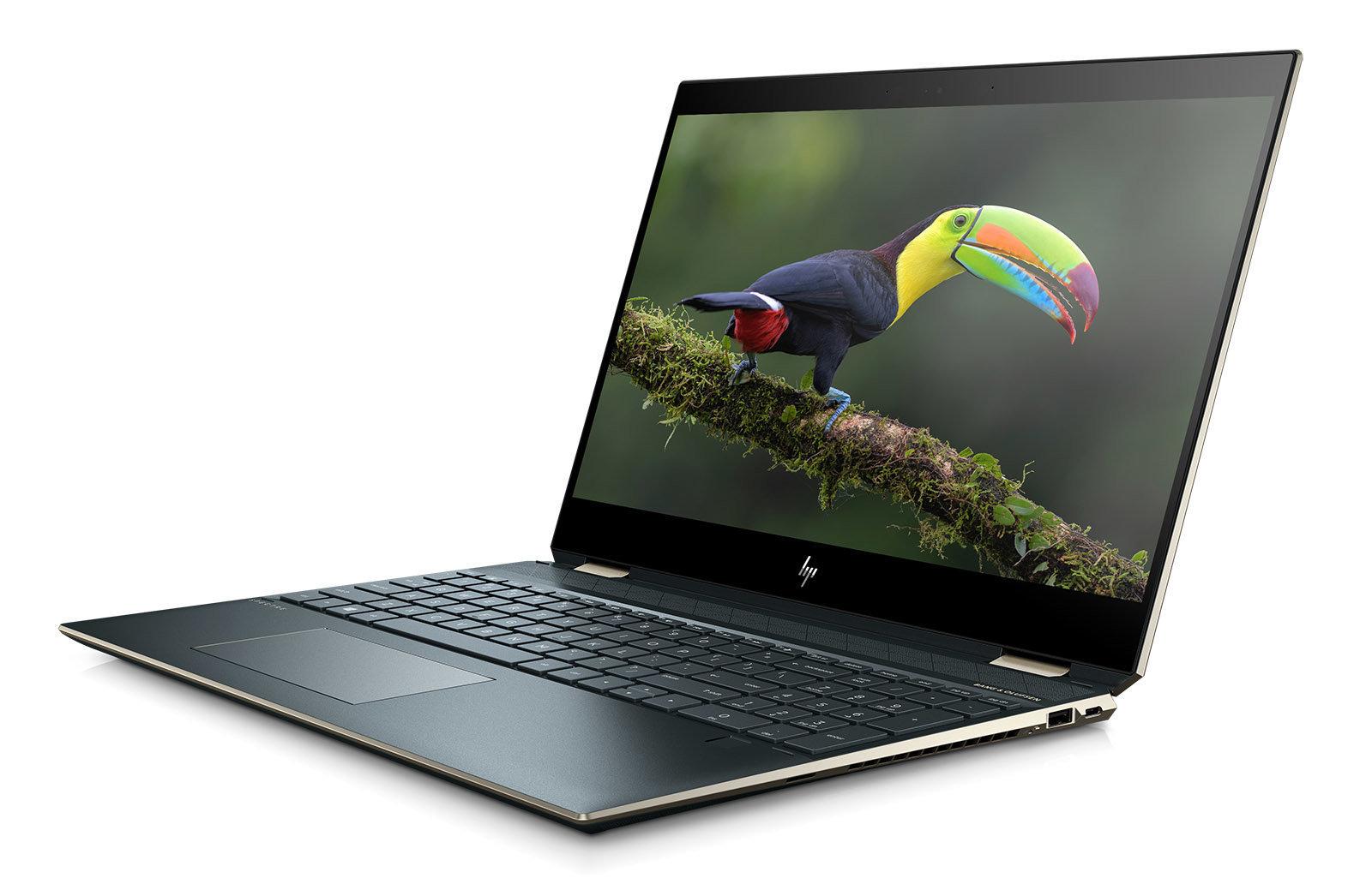 Mẫu laptop Spectre x360 15 inch