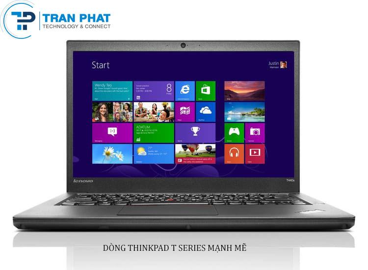 Các dòng Lenovo Thinkpad - Thinkpad T Series