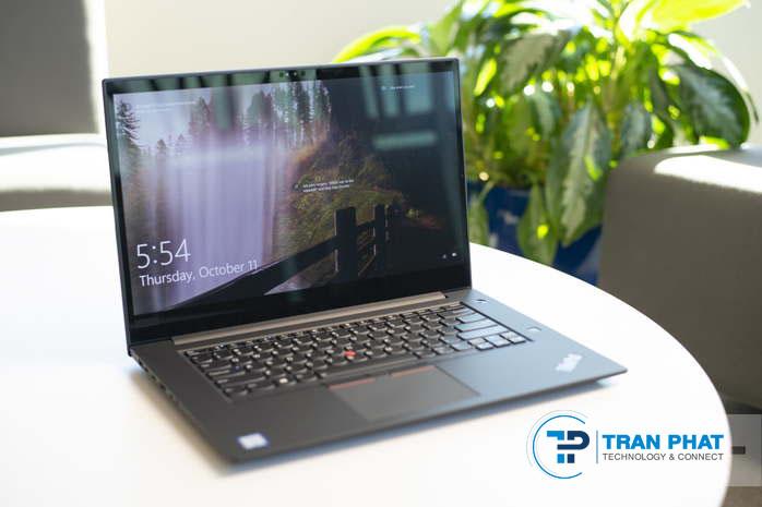 Trải nghiệm thực tế Lenovo Thinkpad x1 Extreme 2018