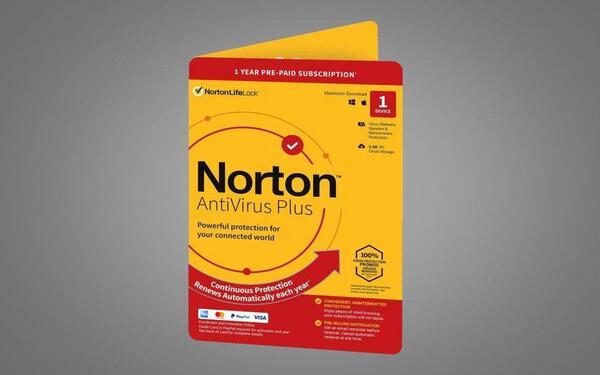 Phần mềm Norton AntiVirus Plus