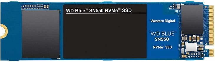 ổ cứng nvme wd blue