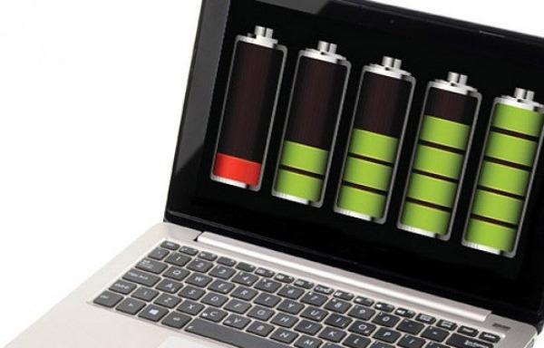 cách phục hồi pin laptop