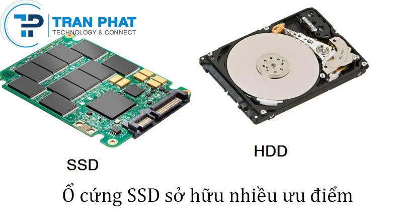 Lý do nên mua ổ đĩa SSD là gì?