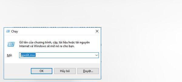 tắt windows update win 10