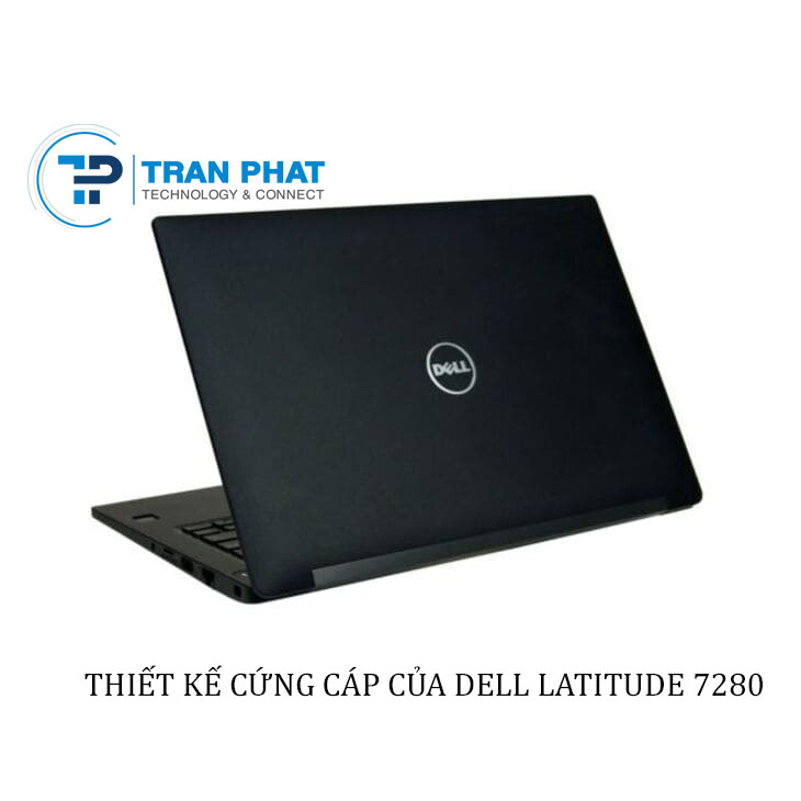 Thiết kế của laptop Dell Latitude 7280