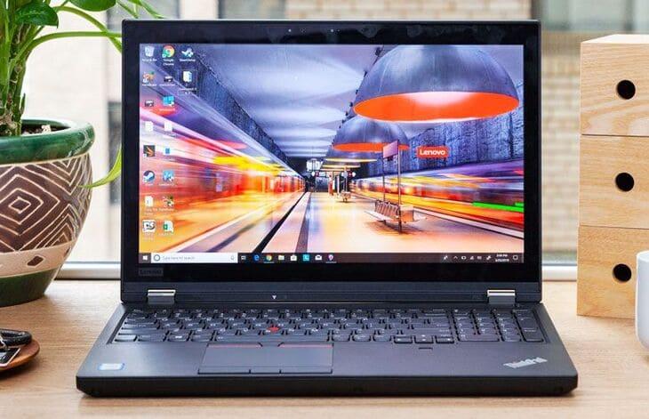 Biểu tượng workstation Lenovo ThinkPad P52