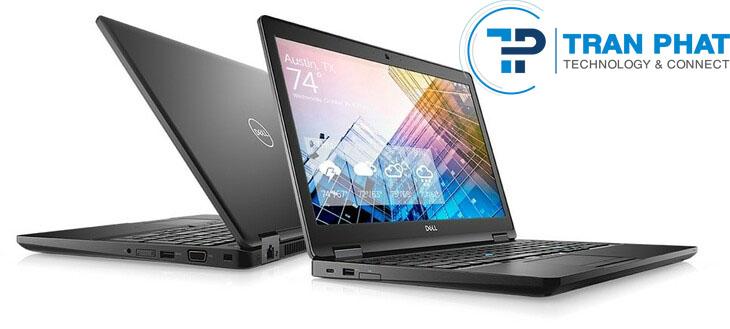 Thiết kế Dell 7480 với vỏ nhôm chắc chắn