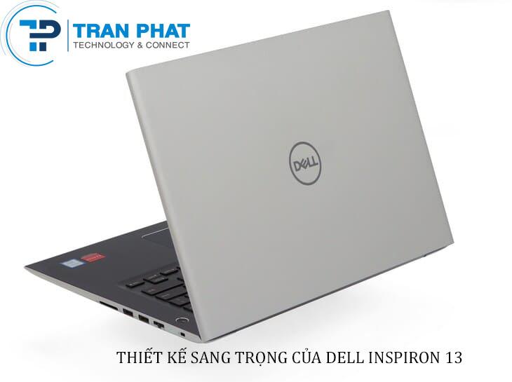 Thiết kế sang trọng của Dell Inspiron 13