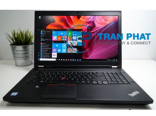Lenovo Thinkpad P71 chạy được mọi chương trình đồ họa