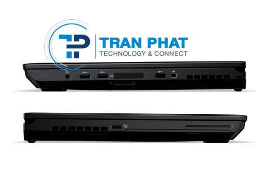 thinkpad p71 đa dạng cổng kết nối